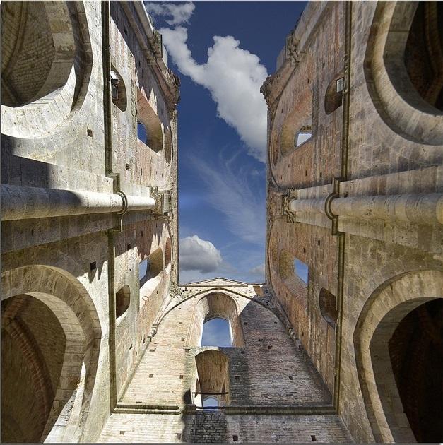 Без крыши в Тоскане