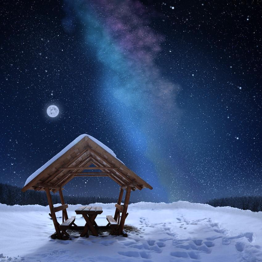 Мир в синем цвете от румынского фотографа Caras Ionut