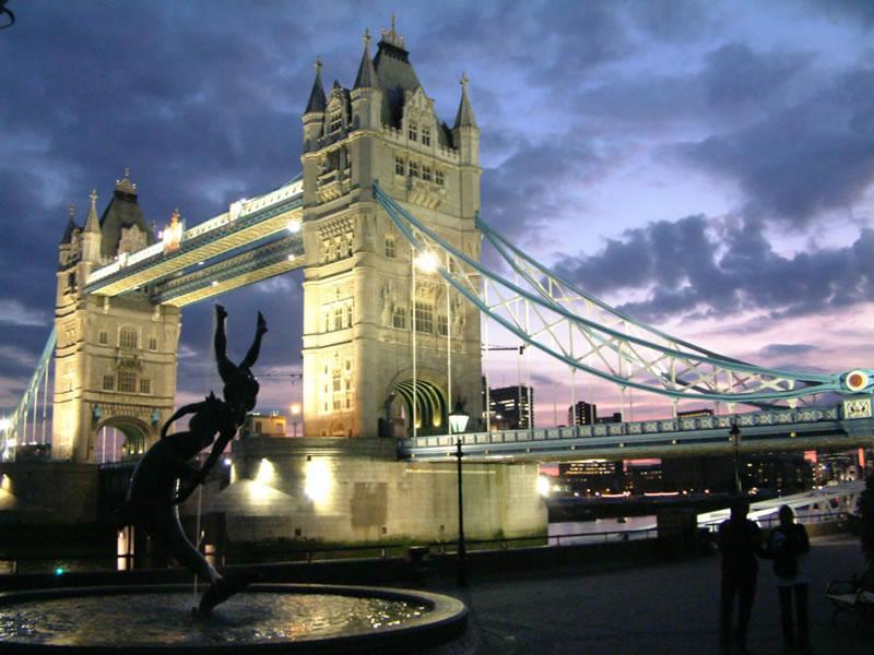 Лондон - рай для богачей