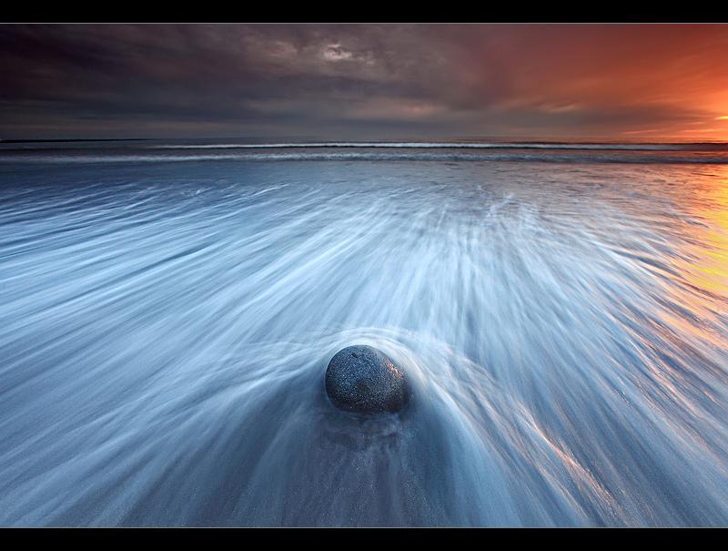 Огранка волнами