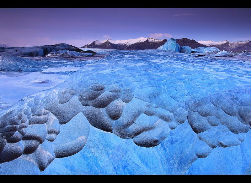 Ледяное покрывало Исландии