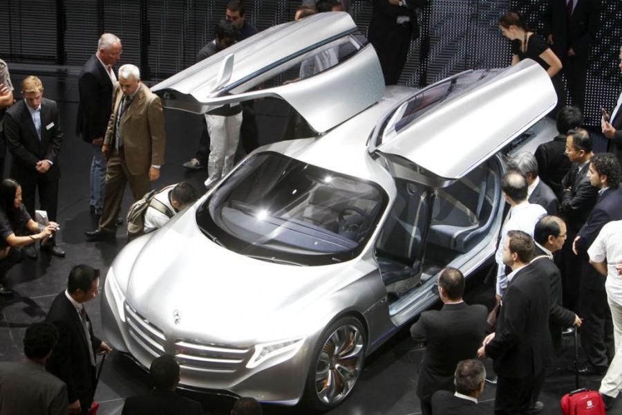Автомобильная роскошь богатых европейцев