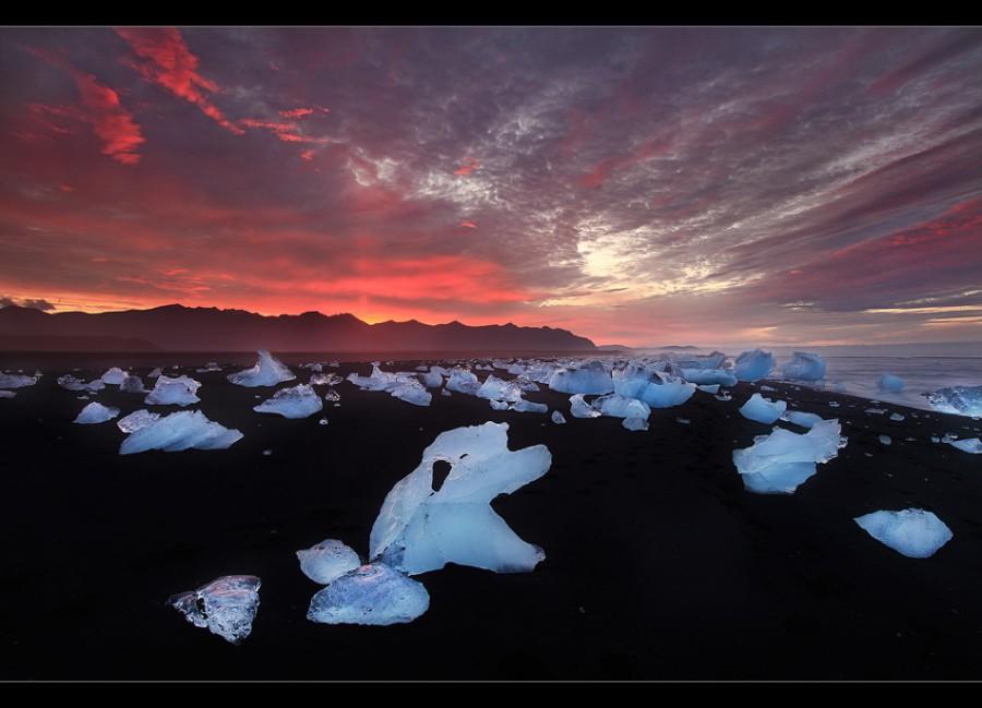 Ледяные сокровища Исландии