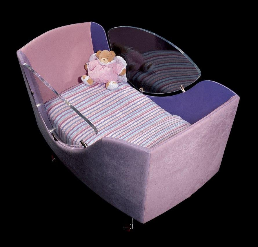 Детская кроватка от Giorgio Saporiti