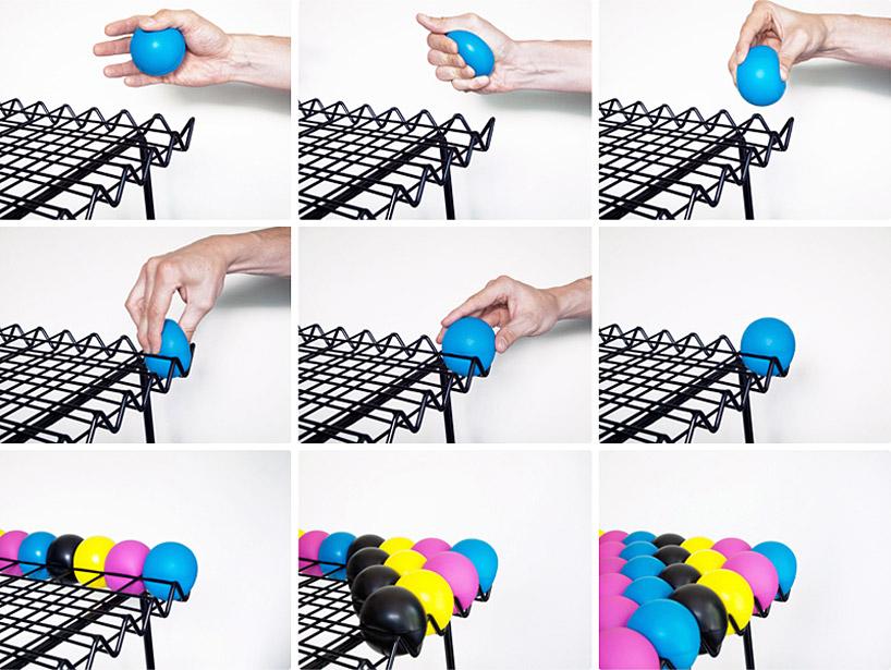 Процесс создания собственного антистрессового кресла