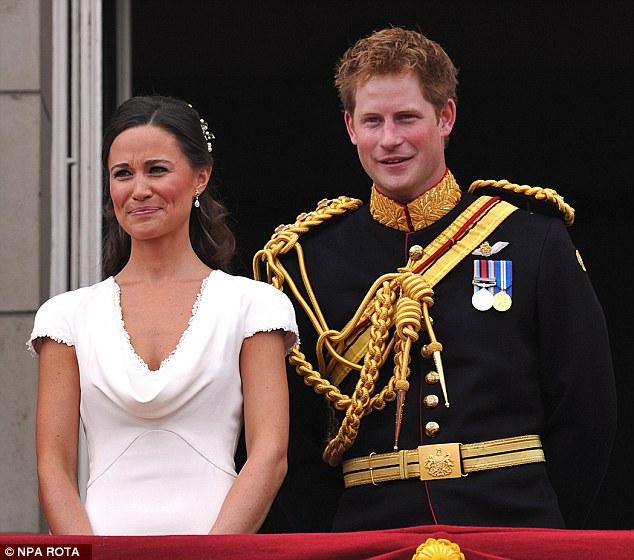 Во время апрельской королевской свадьбы