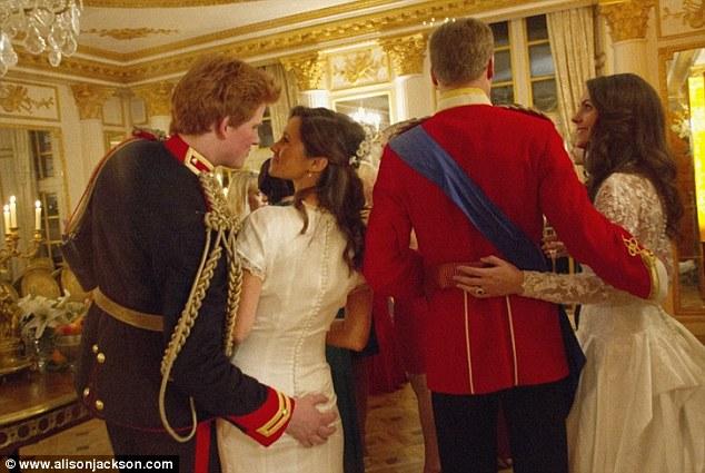 Вы слишком резвы, принц Гарри