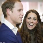 Принц Уильям непринужденно развлекал Кейт разговорами о детях, которых они вместе планируют