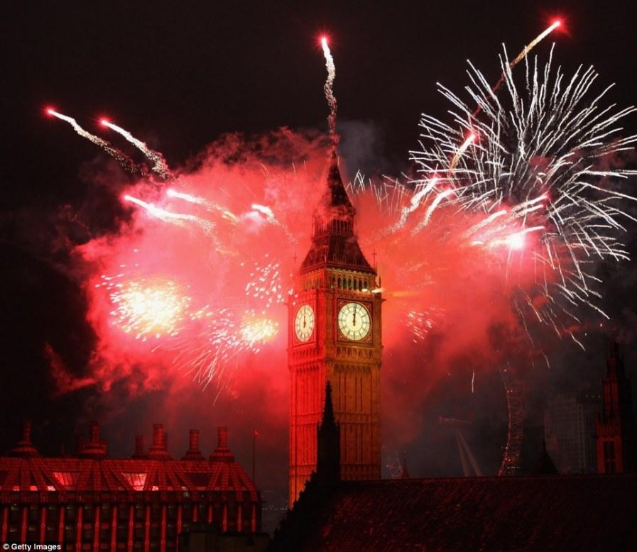 Добро пожаловать в 2012 год