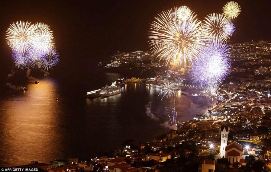 Фото нового года в португалии