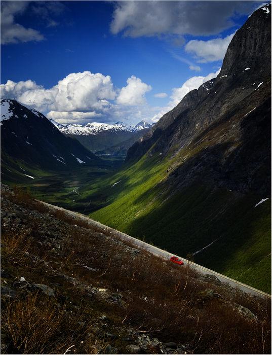 Норвежские высоты