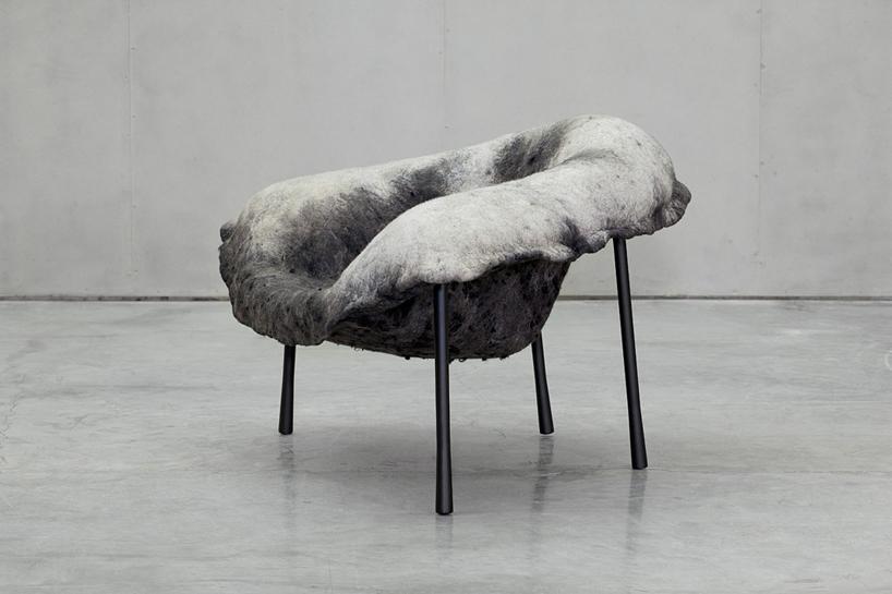 Это кресло умеет успокаивать