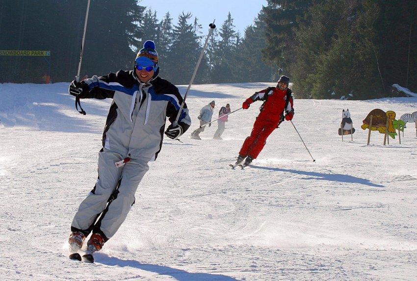 На зимние каникулы в Чехии уходит примерно 100 евро