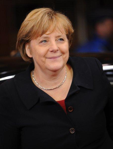 На Саммите ЕС в Брюсселе, май 2011 года
