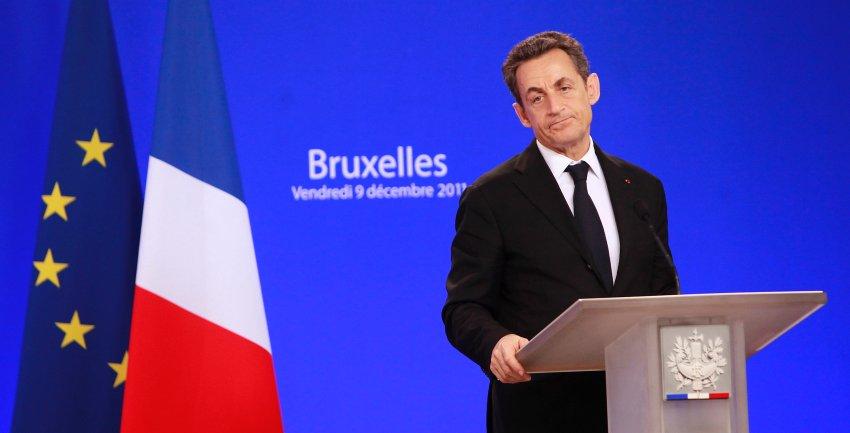 Саркози комментирует решение Кэмерона