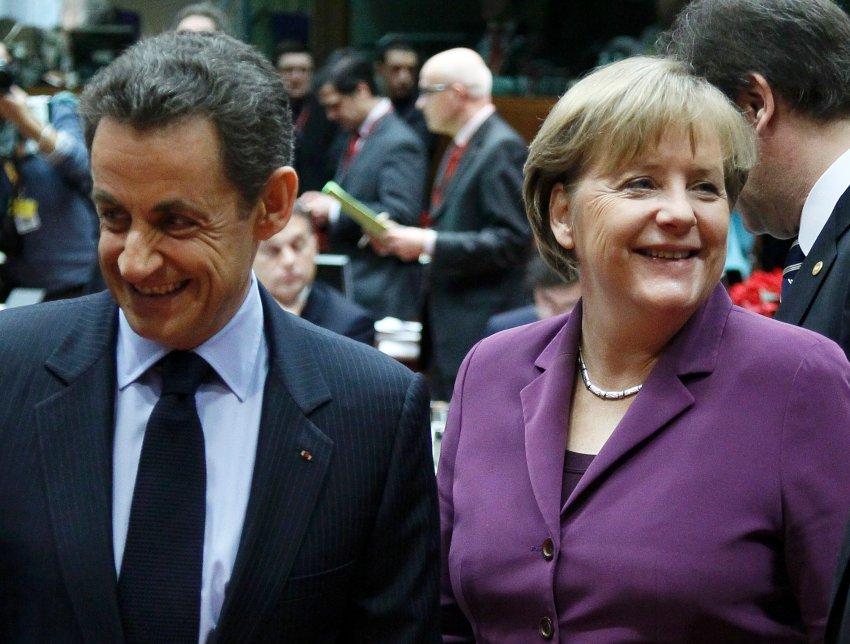По окончании Саммита у них еще есть силы смеяться