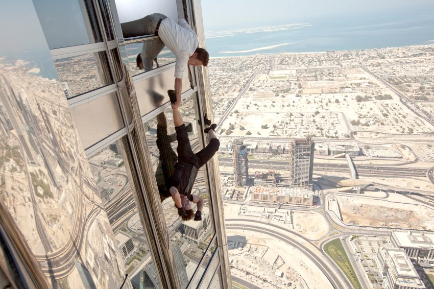 Кадры из фильма - Mission Impossible Phantom Protokoll