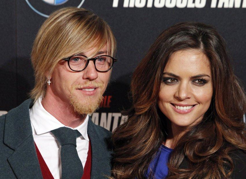 Одним из гостей на премьере фильма был бывший футболист мадридского Реала Гути со своей девушкой