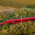 Итальянский экспресс Итало стартует в марте 2012 года
