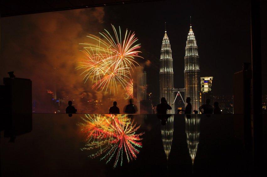 В малазийской столице Куала-Лумпур