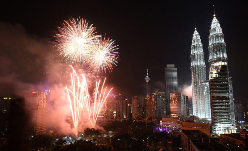 Башни Petronas Towers