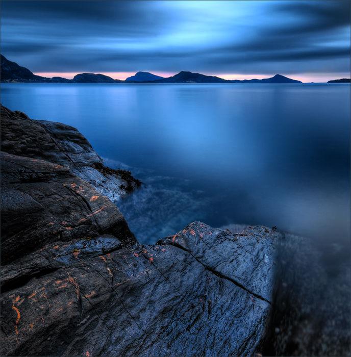 Норвежская геология