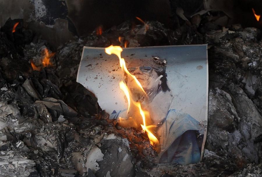 Революция в Ливии, февраль 2011 года