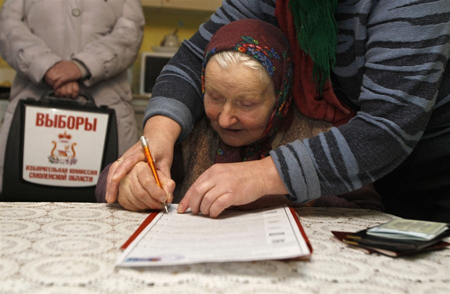 Самые нечестные выборы России, 4 декабря