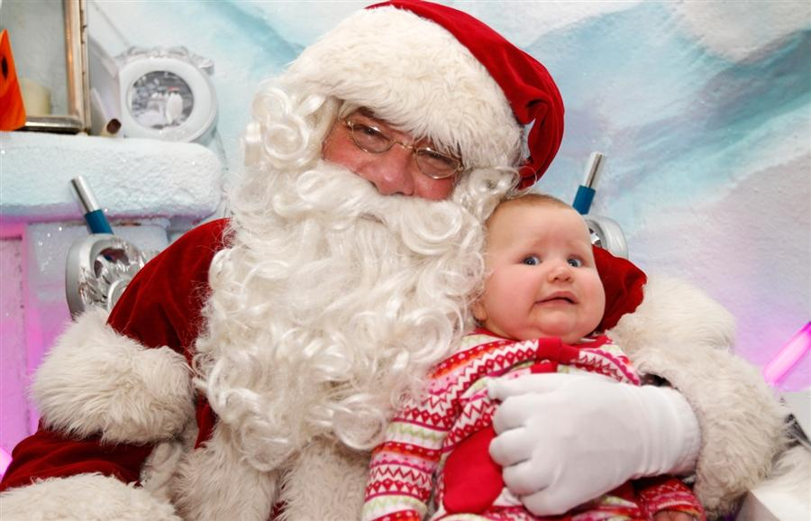 Не все любят Санта Клауса, Лондон, 7 декабря