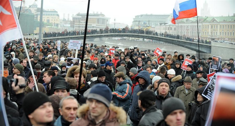 Акции протеста на Болотной в Москве против фальсификации выборов, 10 декабря