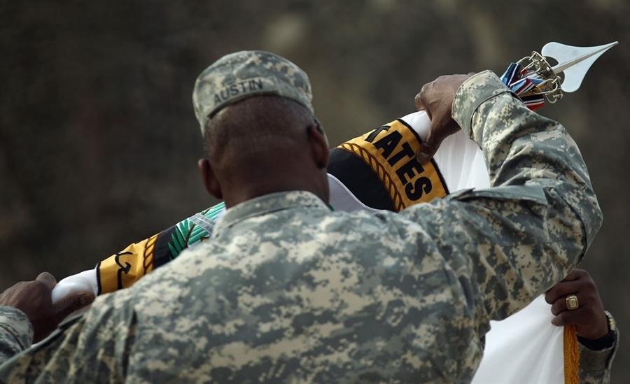 Американские войска свернули флаги и ушли из Ирака, 15 декабря