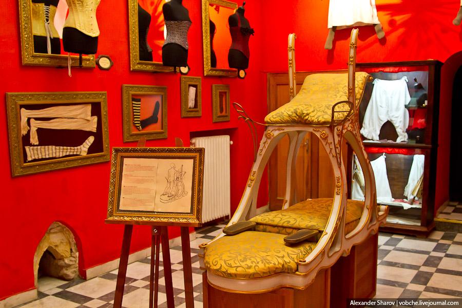Музей секс приспособлений
