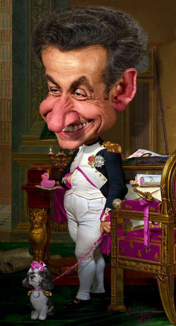Наполеон - Саркози