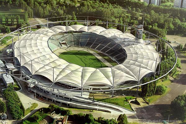 Стадион к Евро-2012 в Познани