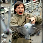 Любовь к голубям в Испании