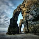 Настоящее чудо, сотворенное водами Атлантики, на северо-западе Испании