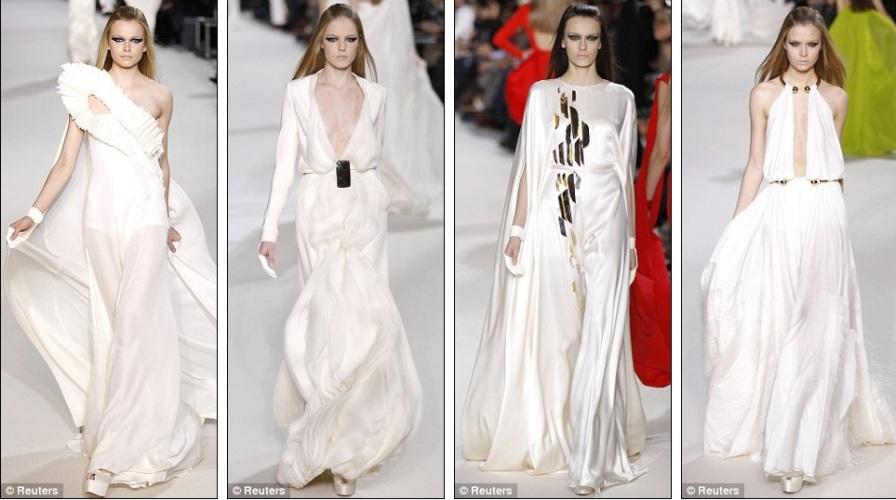 Женщины в белом от Стефана Ролана