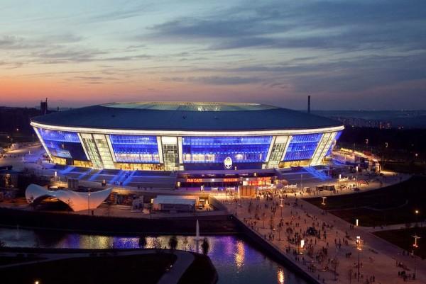 Donbass_Arena в Донецке