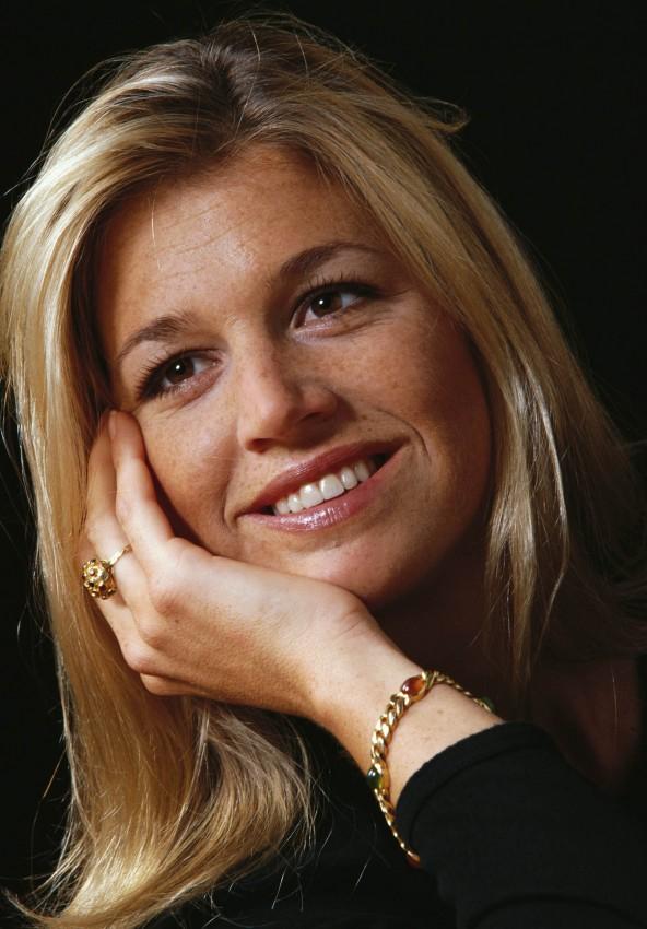 На втором месте принцесса Максима из Нидерландов