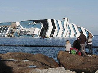 """Крушение """"Costa Concordia"""""""