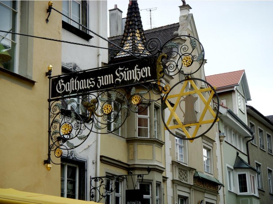 Город Линдау в Германии