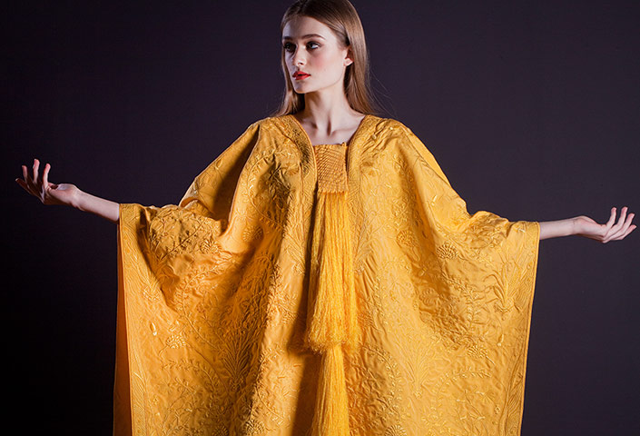 Золотое платье в Музее Виктории и Альберта