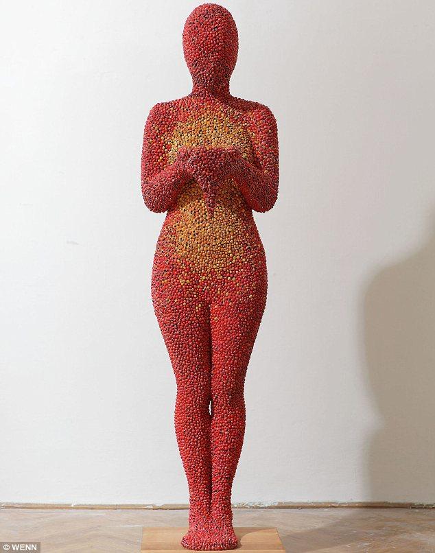 Скульптура Lady Bug