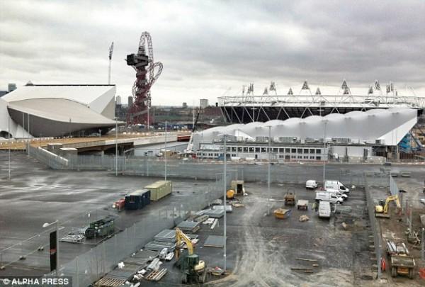 Стоимость земли под олимпийские объекты составила 766 млн.
