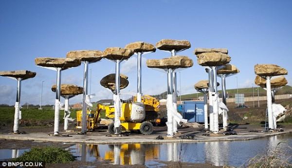 Бесполезная трата денег - скульптура за 335 тыс. фунтов