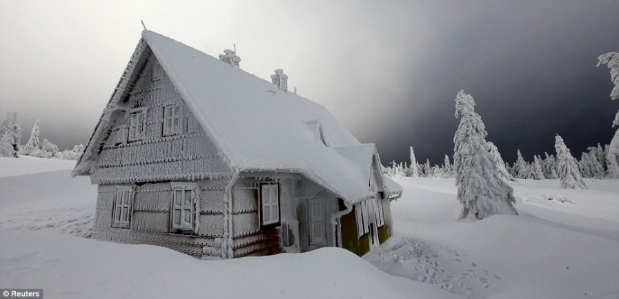 Идеальный пряничный домик из сказки братьев Гримм