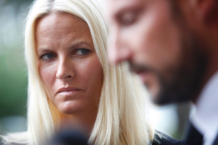 Четвертое место в рейтинге отдано принцессе из Норвегии Метте-Марит - 12% голосов