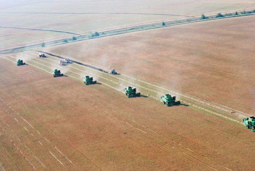 Компания D?rr обрабатывает около 170 000 гектаров земли