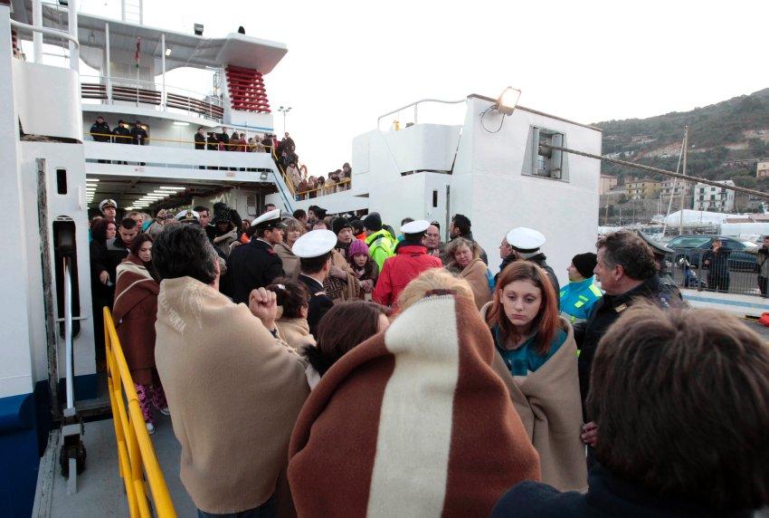 Почти все спасенные пассажиры говорили о трагедии Титаника