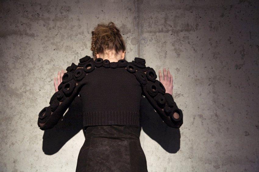 Мода, граничащая с искусством от Augustin Teboul